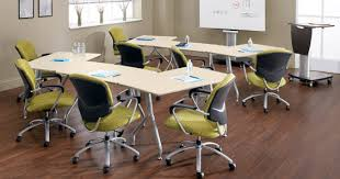 training chairs with tables conference room furniture training room furnishings conference tables