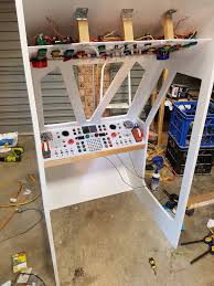 Kids Emergency Room by This Dad Goes Above And Beyond With A Space Ship Bunk Bed Build