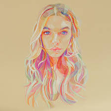 beautiful sketches of hands and portraits by lui ferreyra