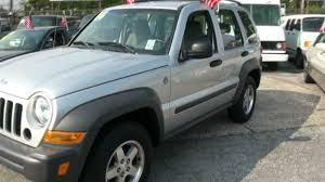 2006 jeep liberty trail 2006 jeep liberty 3 7 4x4 trail