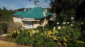 senani colonial holiday bungalow nuwara eliya sri lanka youtube