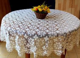 table lace macrame lace tablecloths