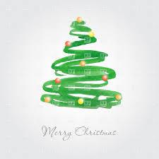 watercolor christmas tree clipart clipartxtras