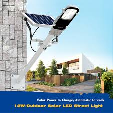 Solar Led Street Lighting by Led Solar Street Light Led Street Lighting Bingsolar Power