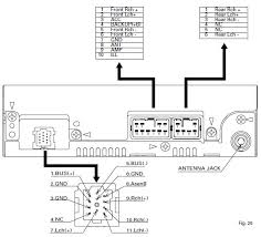 daihatsu car radio stereo audio wiring diagram autoradio connector