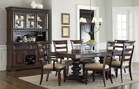 china cabinet oval dining room sets withna cabinet matching
