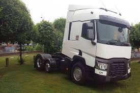 mitsubishi mini truck lifted renault trucks makes its début at hillhead 2016 tradelink
