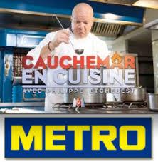 cauchemar en cuisine m6 metro partenaire de cauchemar en cuisine sur m6 le chef