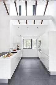 4 answers what wall color matches with gray flooring