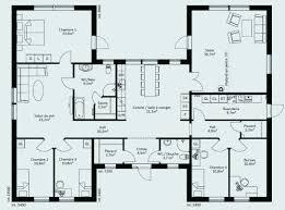 plan maison etage 4 chambres gratuit 21 plan de maison à étage gratuit décoration de maison