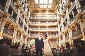 wedding venues in baltimore metallic and vintage wedding reception in baltimore melinda