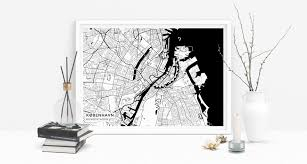 custom map art prints u0026 home decor diy travel decor map prints