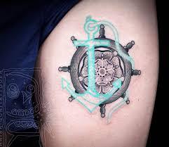 25 einzigartige schiff rad tattoo ideen auf pinterest schiff