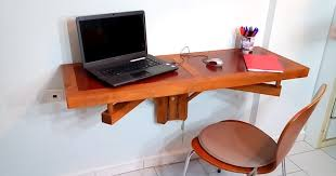 Desk Appearance How To Make A Wall Mounted Folding Desk Diy Project Sia Magazine