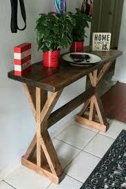 Rustic Pine Dining Tables 49 Best Ngo Diy Furniture Images On Pinterest Stains Dining