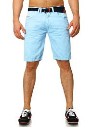 mens light blue shorts geographical norway men light blue