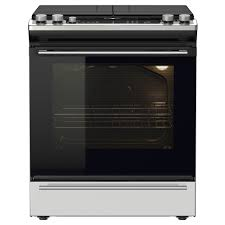 Gas Cooktops Canada Nutid Slide In Range With Gas Cooktop Ikea