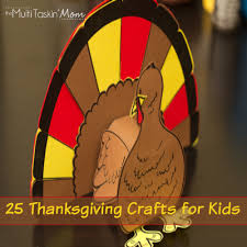 thanksgiving crafts for of all ages the multi taskin