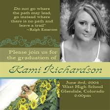 what to write on a graduation announcement where to get graduation announcements paso evolist co