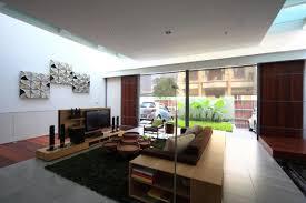 jakarta home designed by christalline artchitect