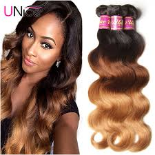 ali express hair weave 7a unprocessed ombre virgin hair brazilian body wave 1b 4 27