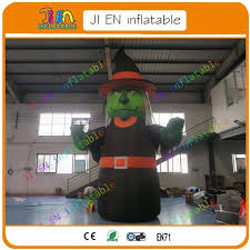 4m 5m 6m cheap inflatables witch terrible