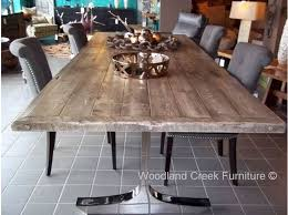 Barn Wood Dining Room Table 54 Best Soft Modern Furniture Images On Pinterest Modern