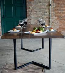 Reclaimed Timber Dining Table Recycled Timber Dining Table With Steel Legs Best Ideas On Metal