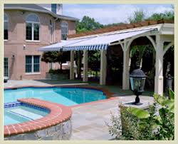 Sunair Retractable Awnings Awnings By Clark Retractable Awnings Virginia