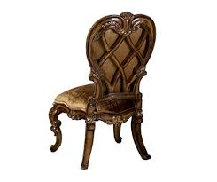 Italian Leather Dining Chair Bt 297 Italian Traditional Dining Side Chair Benetti U0027s Italian