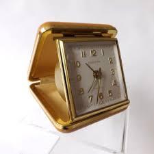 best vintage travel alarm clocks products on wanelo