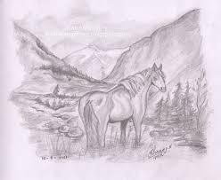 pencil drawing nature photos drawing art u0026 skethes