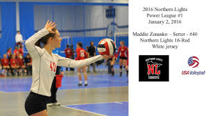northern lights volleyball mn 2016 northern lights power league 1st round youtube
