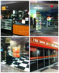 glass door home depot store manager