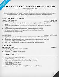 Sample Resume For Software Engineer Experienced best 25 sample resume format ideas on pinterest cover letter