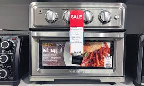 Toaster Oven Kmart Cuisinart Air Fryer Toaster Oven Only 132 99 25 Kohl U0027s Cash