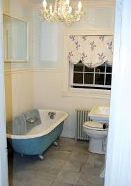 Large Clawfoot Tub Bathroom Furniture Great Nautical Bathroom Decoration Using