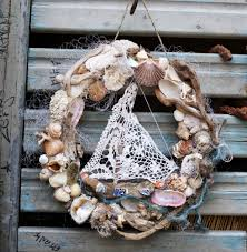front door summer wreath summer wreath seashell wreath