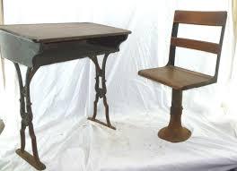 Small School Desk by Antique Vintage School Desk Legs Cast Iron Industrial Chair Stool