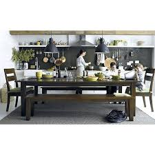 crate and barrel dining table set crate and barrel dining table crate barrel paloma dining table