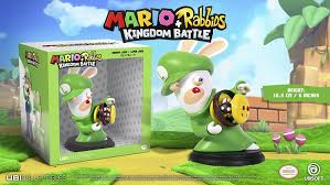 mario rabbids kingdom battle rabbid luigi 6