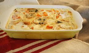 cuisiner une courge butternut gratin dauphinois courge butternut bleu d auvergne cocotte et