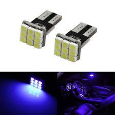 car dome light bulbs black uv ultraviolet 168 194 2825 t10 led bulbs for car interior map