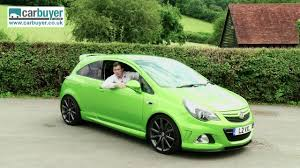 opel corsa opc 2008 vauxhall corsa vxr hatchback review carbuyer youtube