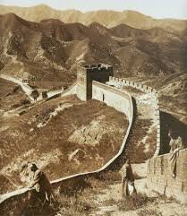 Map Great Wall Of China by Great Wall Of China Wikipedia