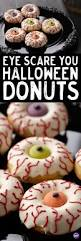 eye scare you halloween donuts wake up your halloween