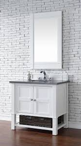 Madison Bathroom Vanities by James Martin Madison Single 36 Inch Transitional Bathroom Vanity