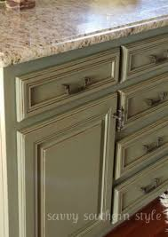 Painting Kitchen Cabinets With Annie Sloan Paint Annie Sloan Painted Kitchen Cabinets Voluptuo Us