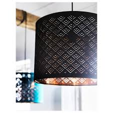 ikea nymO lamp shade living room pinterest copper color ikea nymO lamp shade black copper colour 37 cm create your own personalised pendant or floor lamp by combining the lamp shade with your choice of cord