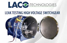 leak testing high voltage switchgear laco technologies tech blog
